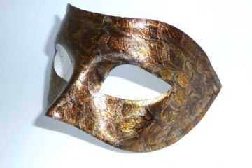 Genuine Venetian Designer Mask (4)